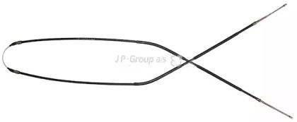 Трос ручника на VOLKSWAGEN PASSAT JP GROUP 1170303300.