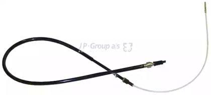 Трос ручника на VOLKSWAGEN PASSAT 'JP GROUP 1170303500'.