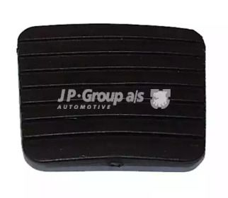 Накладка педали тормоза на Фольксваген Пассат 'JP GROUP 1172200200'.