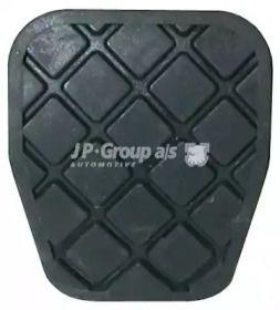 Накладка педали тормоза на SEAT TOLEDO JP GROUP 1172200400.