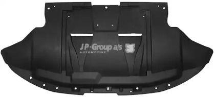 Изоляция моторного отделения на VOLKSWAGEN PASSAT 'JP GROUP 1181300700'.
