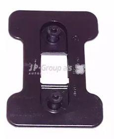 Кріплення бампера 'JP GROUP 1184250100'.