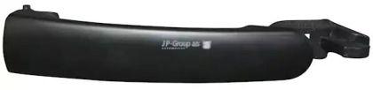 Ручка двери на VOLKSWAGEN GOLF 'JP GROUP 1187101300'.