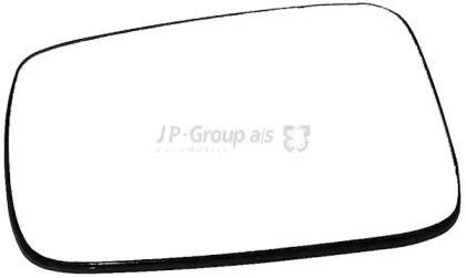 Ліве скло дзеркала заднього виду JP GROUP 1189303070.