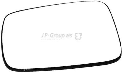 Праве скло дзеркала заднього виду JP GROUP 1189303380.