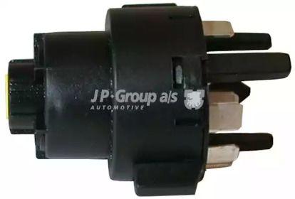 Контактная группа замка зажигания на VOLKSWAGEN GOLF 'JP GROUP 1190400600'.