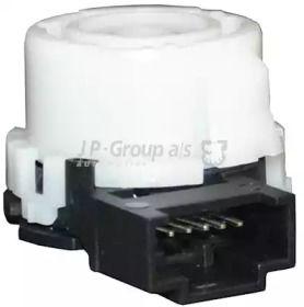 Контактная группа замка зажигания на SEAT ALTEA 'JP GROUP 1190401400'.