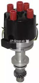 Распределитель зажигания на Фольксваген Гольф 'JP GROUP 1191100800'.