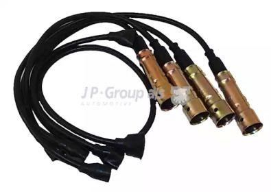 Высоковольтные провода зажигания на Фольксваген Джетта 'JP GROUP 1192000410'.