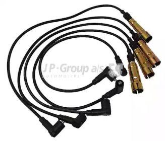 Высоковольтные провода зажигания на VOLKSWAGEN GOLF 'JP GROUP 1192001810'.