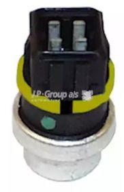 Датчик температури охолоджуючої рідини 'JP GROUP 1193101700'.