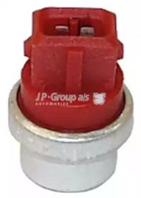 Датчик температури охолоджуючої рідини 'JP GROUP 1193202100'.