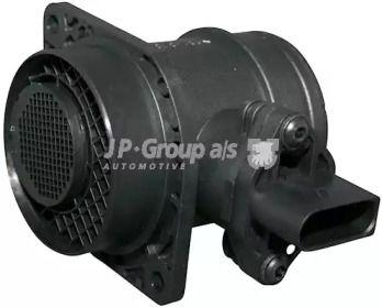 Расходомер воздуха на Фольксваген Гольф 'JP GROUP 1193900700'.