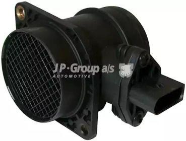 Расходомер воздуха на VOLKSWAGEN GOLF 'JP GROUP 1193901100'.