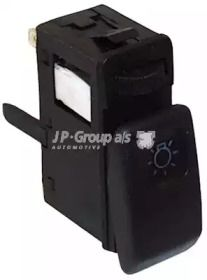 Переключатель света фар на VOLKSWAGEN JETTA JP GROUP 1196100400.