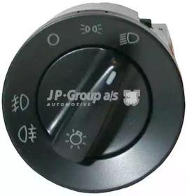 Переключатель света фар на Фольксваген Пассат 'JP GROUP 1196100600'.