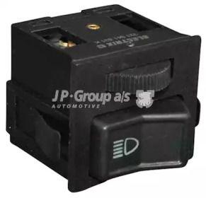 Переключатель света фар на Фольксваген Джетта JP GROUP 1196101200.