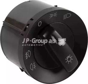 Переключатель света фар на VOLKSWAGEN JETTA 'JP GROUP 1196102000'.