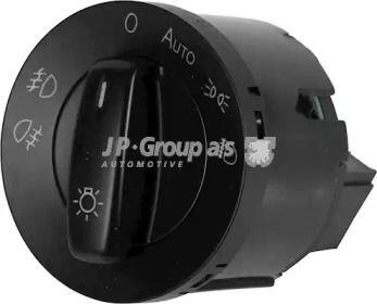 Переключатель света фар на VOLKSWAGEN JETTA 'JP GROUP 1196102200'.