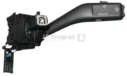 Подрулевой переключатель на SKODA OCTAVIA A5 'JP GROUP 1196201600'.