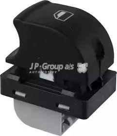 Кнопка стеклоподъемника 'JP GROUP 1196703000'.