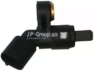 Датчик АБС передний левый на Фольксваген Гольф JP GROUP 1197100370.