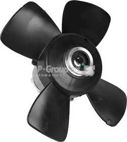 Вентилятор охлаждения радиатора на VOLKSWAGEN PASSAT 'JP GROUP 1199102100'.