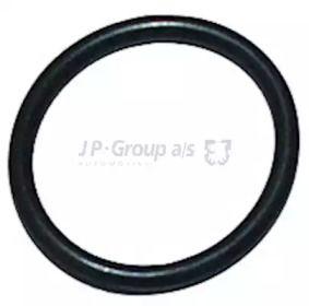 Кільце ущільнювача, нарізна пробка мастилозливного. отверст. 'JP GROUP 1213850300'.
