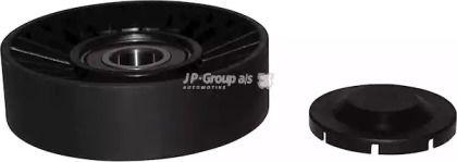 Натяжний ролик ременя генератора на OPEL OMEGA 'JP GROUP 1218302600'.