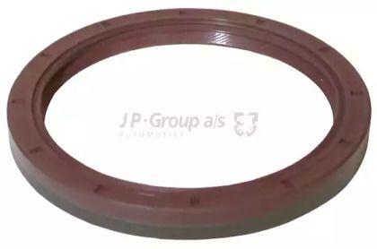 Задній сальник колінвала 'JP GROUP 1219500500'.