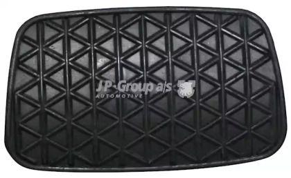 Накладка педали тормоза на OPEL VECTRA 'JP GROUP 1272200100'.