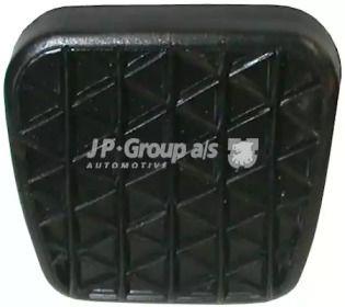 Накладка педали тормоза на Опель Вектра 'JP GROUP 1272200200'.