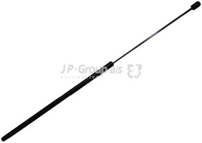 Амортизатор багажника 'JP GROUP 1281200800'.