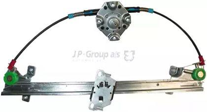 Передній правий склопідйомник JP GROUP 1288100180.