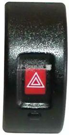 Кнопка аварійки 'JP GROUP 1296300700'.