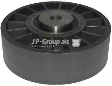 Натяжний ролик ременя генератора на Мерседес W210 JP GROUP 1318301300.