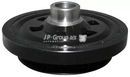 Шків колінвалу на Mercedes-Benz G-Class  JP GROUP 1318301600.