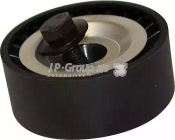 Натяжний ролик ременя генератора на Mercedes-Benz W211 JP GROUP 1318302300.