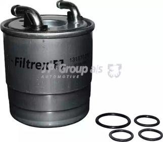 Паливний фільтр на Мерседес W212 JP GROUP 1318702300.