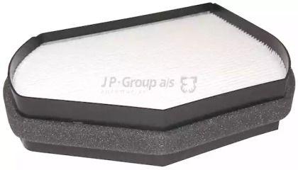 Салонний фільтр на Мерседес W210 JP GROUP 1328100700.