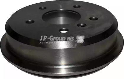 Задний тормозной барабан 'JP GROUP 1363500200'.