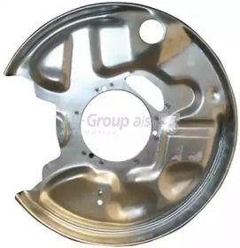 Захисний кожух гальмівного диска на Mercedes-Benz E-Class  JP GROUP 1364300180.