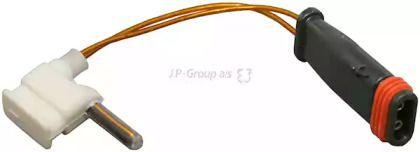 Датчик износа тормозных колодок JP GROUP 1397300400.
