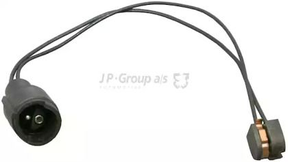 Датчик зносу гальмівних колодок JP GROUP 1497300600.
