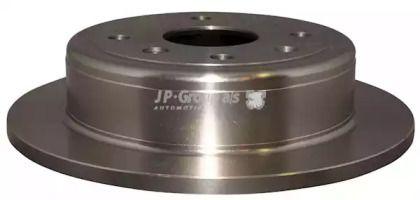 Задний тормозной диск 'JP GROUP 3263200200'.