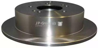 Задний тормозной диск 'JP GROUP 3563200100'.