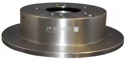 Задний тормозной диск на Киа Маджентис 'JP GROUP 3563200700'.