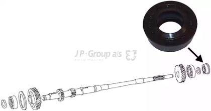 JP GROUP 8132100100