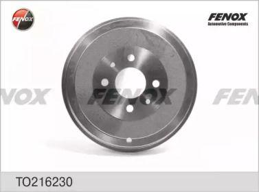 Задний тормозной барабан на ALFA ROMEO 146 'FENOX TO216230'.