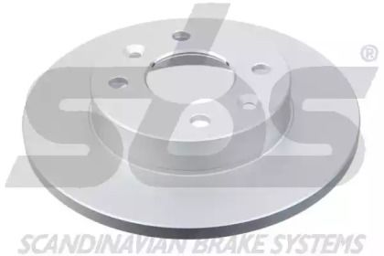 Тормозной диск на DACIA NOVA 'SBS 1815313908'.